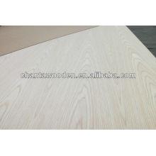 EV carvalho branco folheado fantasia madeira compensada com preço barato
