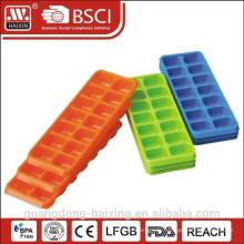 PP ice cube plateau/gros plastique bac à glaçons