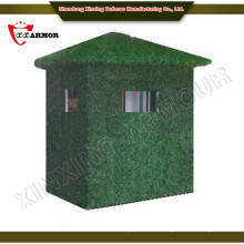 professional manufacturer supply bullet - fire resist container house / security doors house