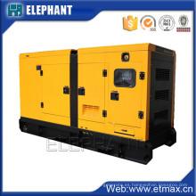 Generador diesel industrial de 55kVA 44kw con el motor CUMMINS