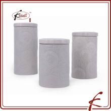 Ensembles de boîtes en céramique hermétiques avec couvercle