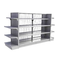 Supermarket Iron Display Rack