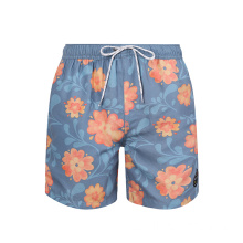 Sport Style Bedruckte Badehose Floral Beach Shorts