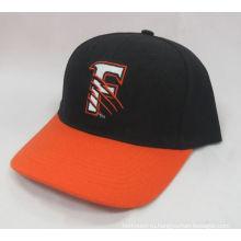 Рекламная спортивная тканая кепка бейсболка (WB-080089)