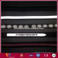 2016 hot sale personalizado correias de nylon reflexivo
