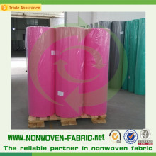 100%PP Non-Woven Fabric in Roll