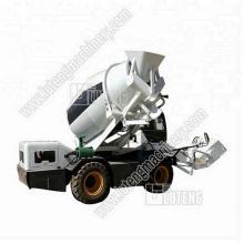 Caminhão móvel misturador volumétrico concreto de 3.2m3