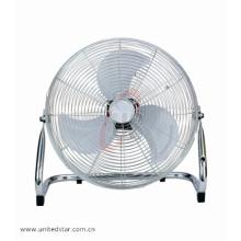 Venta al por mayor buena calidad de ventilador de piso industrial eléctrico