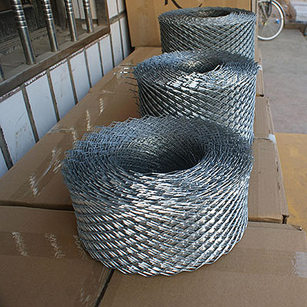 stainless iron expanded mesh