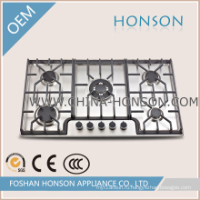 Нержавеющая сталь газовая плита с хорошим качеством