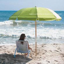 Parapluie de plage à écran pare-soleil