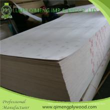 Konkurrenzfähiger Preis Grundpappel-Sperrholz mit 1.6-18mm