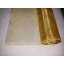 Maillage métallique en laiton durable et résistant à la résine alcaline