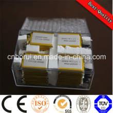 3.7V 780mAh Lithium Ion Batterie avec PCB Longue Durée de Vie Longue Durée de Cycle pour GPS Tracker Voiture Black Box