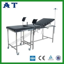 S.S Delivery Obstetric bed