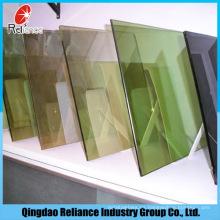 Vidrio de flotador coloreado / vidrio de flotador teñido con ISO Ce