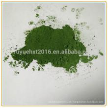 Pigmentpulver Chromanstrich Chromoxidgrün