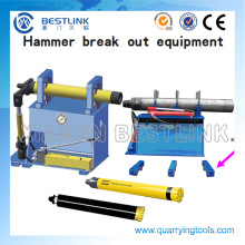 Disassemble/Dismantling Tool for DTH Hammer Parts Removal