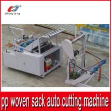 Китай Поставщик Автоматическая машина для резки для пластиковой сумки из полиэтиленового мешка
