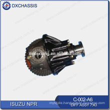 Genuine Auto Spare Parts NPR Differential Assy 7:43 C-002-A6