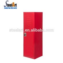 Red wardrobe for children bedroom wardrobe
