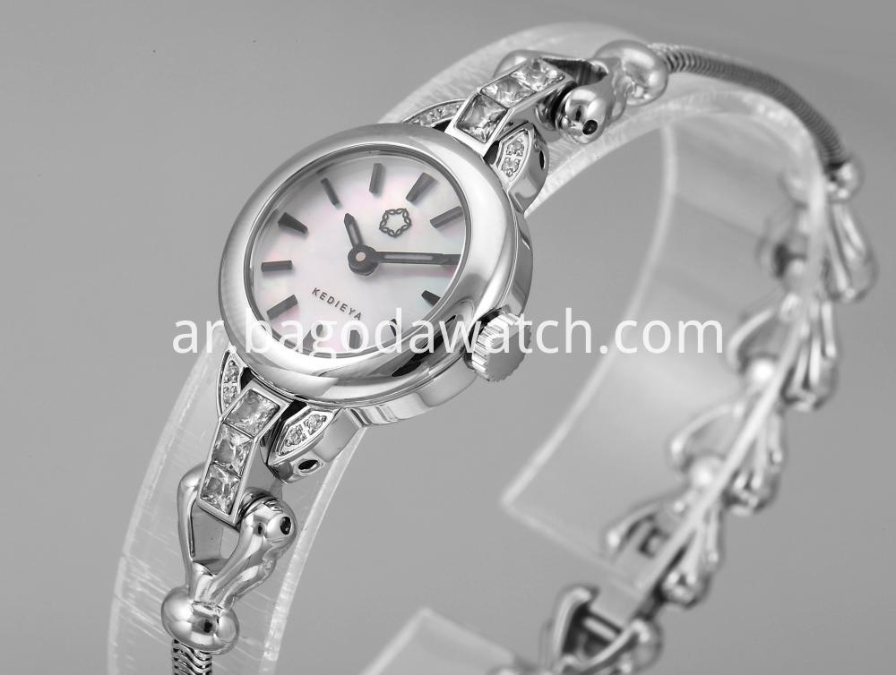 Steel Bracelet Watch