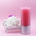 Smokeless Wedding Favour Pilar Lilin Dekoratif