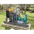 Spécifications de pompe de pression d'eau de Cetrifugual