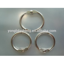 hot selling round open metal rings