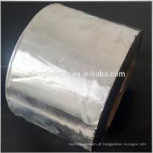 fita butílica de alumínio tecida impermeável