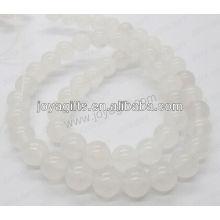 Grânulos redondos de mármore branco / 4mm / 6mm / 8mm / 10 / mm / 12mm grau A