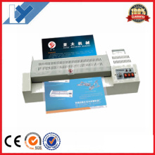 Desktop Yt-320d Photo Film or Pouch Laminating Machine A3&A4 Size for Office and Home