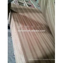 Preço da madeira compensada da teca de 2.5mm para a decoração / 4mm teak v