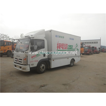 CLW 4.2m pure electric van for sale