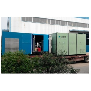 Reliable Outdoor Oil Field Nitrogen Generation Plant