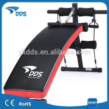 NUEVO andarivel curvas gimnasio fitness como se ve en la silla de la tv ab