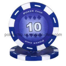 11.5g Poker Chip with Sticker (SY-D22)