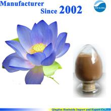 Extrait de fleur de lotus bleu, fleur de lotus bleu, fleur de lotus bleu PE