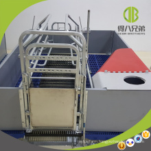 Hot Dip Galvanizing Equipment Pig Farrowing Pens