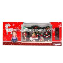 Рождественские музыкальные куклы Рождественские куклы Рождественские игрушки
