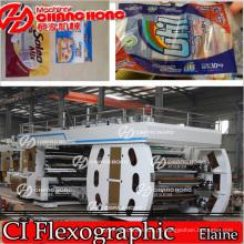 Rolo para rolar a máquina de impressão em linha de Flexo papel impresso / tela / tecido / saco / filme / plástico