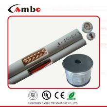 Сделано в Китае CCTV системы применения коаксиальный кабель rg6