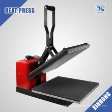 XINHONG HP3804-N Manual Clamshell T-shirt Máquina de transferência de calor Máquina patenteada