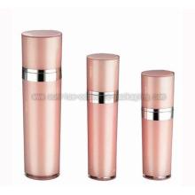 30ml50ml80ml120ml Pink Press crème acrylique bouteille cosmétique