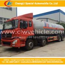 Caminhão do tanque de caminhão do tanque de gasolina 35000liters do LPG da roda do caminhão 12 de 8 * 4 Dongfeng LPG