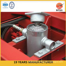 multi-stage hydraulic telescopic cylinders for trailer