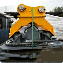 Hydraulic compactor of excavator