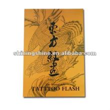 2016 best sell chinese tattoo stencil books
