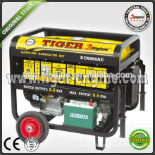 EC8000AE 6.0kw gasoline electric generator