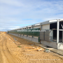 Professional Design Automatic Commerical Prefabricated Steel Structure Shed Poultry Chicken House